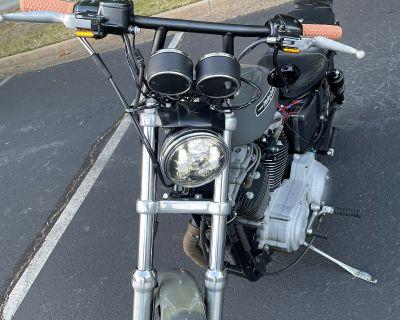 2000 Harley-Davidson Sportster 1200
