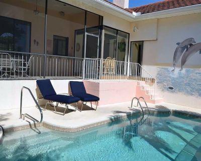 Tin Cup - Beachview Estates Home With Pool on Golf Course - Beachview Country Club Estates