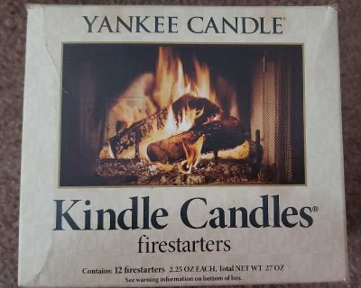 Yankee Candle Kindle Candles
