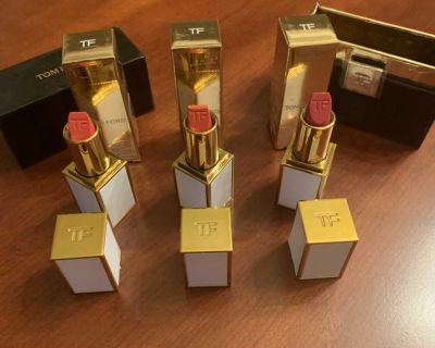 Tom Ford Lipstick 3Pc Set