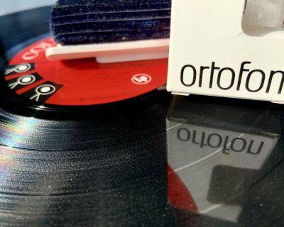 *NEW Ortofon Super OM 10 Turntable Cartridge