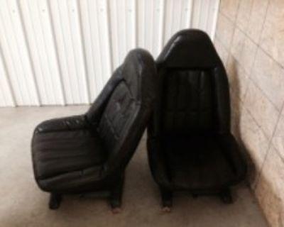 73-77 GM Swivel Bucket seats