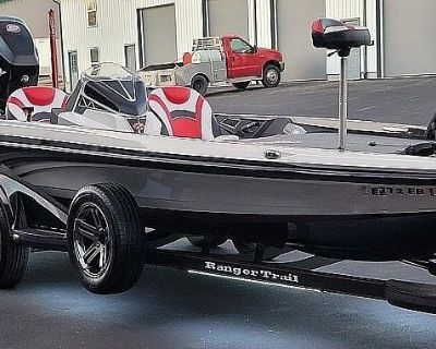 2018 21' Ranger Boats Z520L