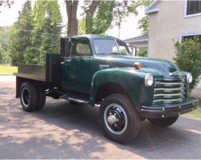1950 Chevrolet 1 Ton Dually