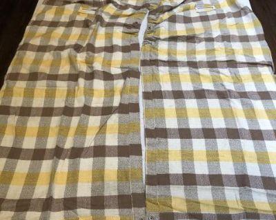 Westfalia curtain fabric (5 pieces)