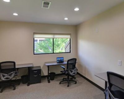 Private Office for 2 at Zipdesk