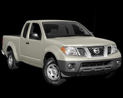 Pre-Owned 2016 Nissan Frontier S RWD Long Bed
