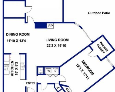 Private Room for sublease