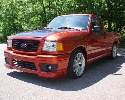 2004 Ford Ranger SEMA Show Truck
