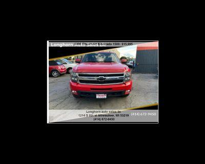 2009 Chevrolet Silverado 1500 LTZ Crew Cab 4WD