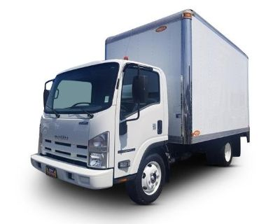 2015 ISUZU NPR Box Trucks, Cargo Vans Truck