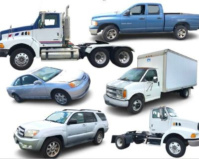 P595 Monthly Recovered Vehicles