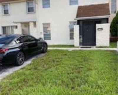 1353 Silverado, North Lauderdale, FL 33068 4 Bedroom House
