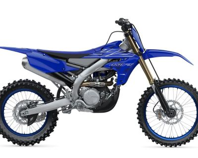 2022 Yamaha YZ450FX Motocross Off Road Clearwater, FL