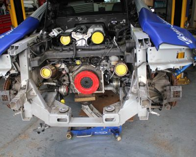 Another Audi R8 Clutch Hi Tech Exotic Kevlar kit shipped to UK