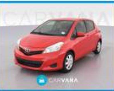 2014 Toyota Yaris Red, 77K miles