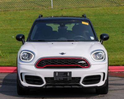 Certified Pre-Owned 2019 MINI Countryman John Cooper Works AWD SUV