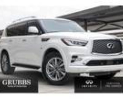 2018 INFINITI QX80 w/ Driver Assistance and Theater Packages