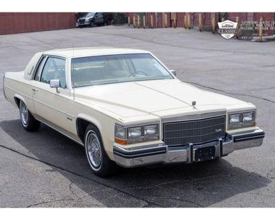 1983 Cadillac Coupe DeVille