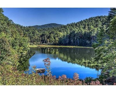 Exclusive Private Mountain & Lake Retreat in the Cohutta Wilderness - Ellijay