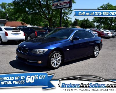 Used 2013 BMW 3-Series 328i xDrive Coupe