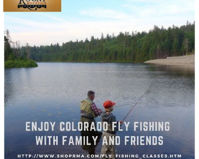 Colorado fly fishing Lessons | Call Now (800)8586808