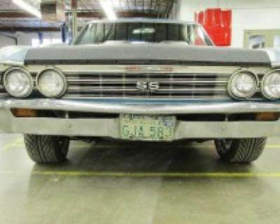 1967 Chevelle SS - 4 spd Original