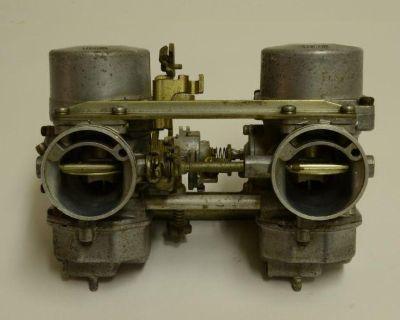 Honda Cb400t Carburetors 1978