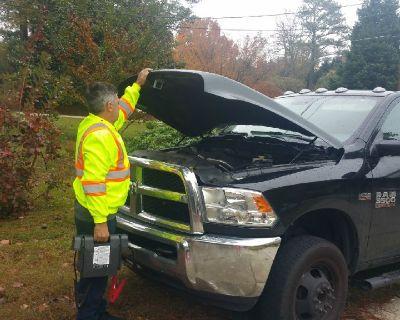 Roadside Assistance Roswell GA