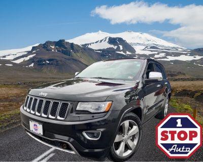 2014 Jeep Commander grand cherokee Overland