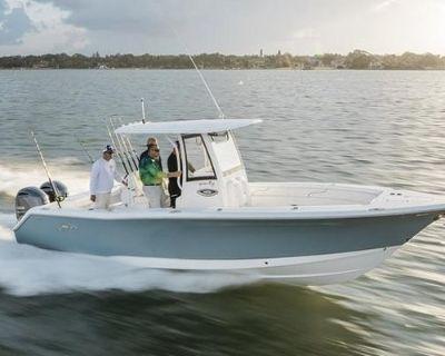2022 Sea Hunt Gamefish 27 Forward Seating