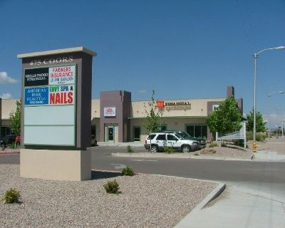 475 Coors Blvd NW Retail or Office Space