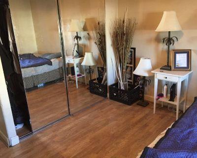 Room in Poway.