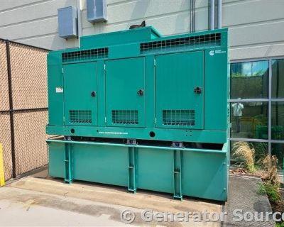 2009 CUMMINS 500 KW Generators, Electric Power
