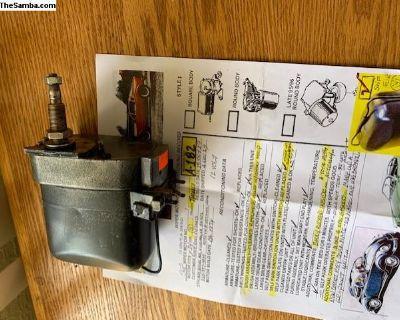 Thing rebuilt wiper motor