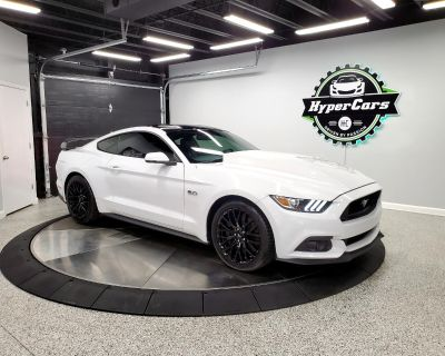 Used 2017 Ford Mustang GT Premium Coupe