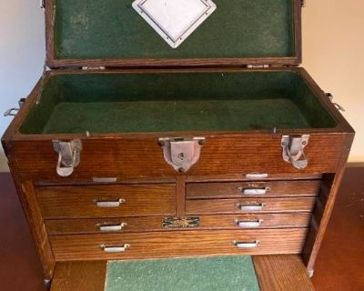 Antiques, Vintage Tools, Games, Dolls, and All the Comforts of Home Online Auction Ends 9/30!