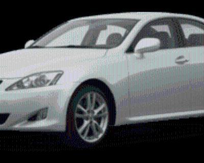 2007 Lexus IS IS 350