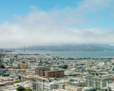 1200 California St #19D, San Francisco, CA 94109 2 Bedroom Condo