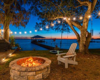 Enjoy lakefront sunsets on Highlands County's premier recreational Lake June - Lake Placid