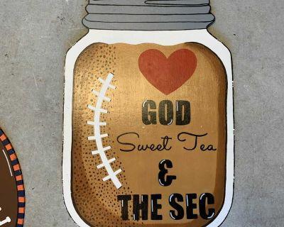 God, sweet tea, and the SEC door hanger