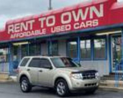 2010 Ford Escape Xlt 4 Door Wagon
