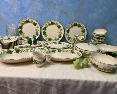 Tons of Cool Treasures in This Lovely Kingwood Estate Auction by Caring Transitions Ends 8/31!