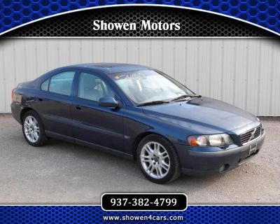 Used 2002 Volvo S60 2.4T