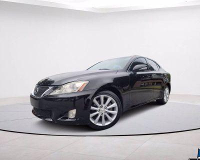 2010 Lexus IS IS 250
