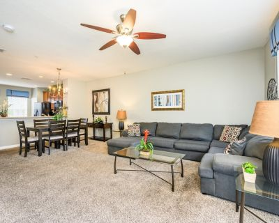 NEW LISTING Beautiful Townhome CDC COMPLIANT |4014 - Orlando