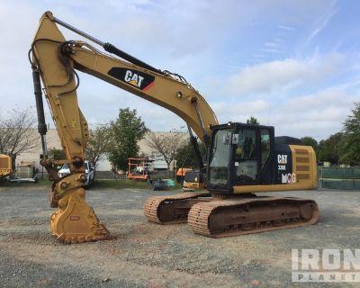 2012 Cat 320E Track Excavator