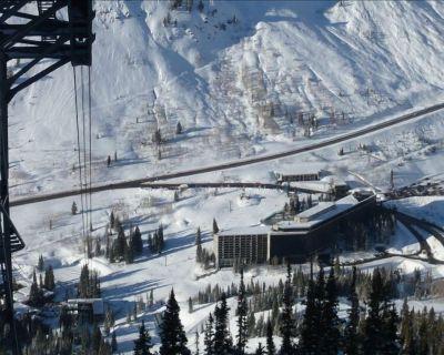 Snowbird Cliff Club at Cliff lodge - Ski in /Ski out - Salt Lake Mountain Resorts