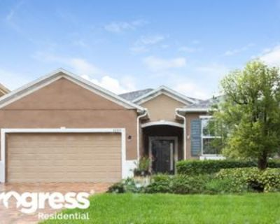 16104 Yelloweyed Dr, Clermont, FL 34714 3 Bedroom House