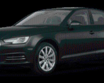 2017 Audi A4 ultra Premium Plus